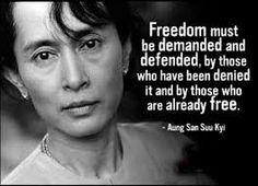 Aung San Suu Kyi Quo