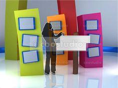 virtual set Kids volume 2 Studio, Tv, Frame, Kids, Inspiration, Design, Crafts, Biblical Inspiration, Study