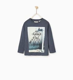 Image 1 of BUGS BUNNY TOP from Zara