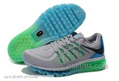http://www.onpuma.com/nike-mens-running-shoes-air-max-2015-light-grey-green-free-shipping.html NIKE MEN'S RUNNING SHOES AIR MAX 2015 LIGHT GREY GREEN FREE SHIPPING Only $69.00 , Free Shipping!