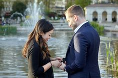 """""""I ask you to wear this ring today so that every day, in every way, you will be carrying part of me and my love with you."""" I'm getting better and better with this cheesy things... but hey, sometimes are cute, like this couple from New York who got engaged in London at the Italians Garden in Hyde Park.  #love #engagement #ring #couple #wedding #portrait #portraitphotography #portraiture #forever #newyork #london #photographer #photos #photoshoot #surprise #canon #canonphotography #canon5d"""