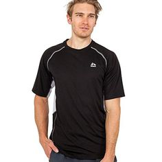 RBX Active Mens X-Dri Performance T-Shirt - Brought to you by Avarsha.com