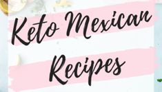 12 South African Dinner Recipes - Best Traditional South African Food Dishes To Try Low Carb Mexican Food, Vegetarian Mexican, Mexican Food Recipes, Dinner Recipes, Keto Recipes, Party Recipes, Mexican Desserts, Freezer Recipes, Freezer Cooking