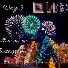 On the Third day of LuLaMas your Lularoe Lady says...please follow me on Instagram @lularoealyssaseaton #day3 #12daysofchristmas #lularoealyssaseaton