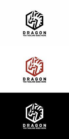Print Fonts, Monster Design, Text Color, Vector File, Logo Templates, The Help, Dragon, Logos, Illustration