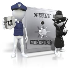 Is Content Curation Stealing or a Shrewd B2B Marketing Practice
