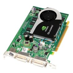 Nvidia Quadro FX 1700 512MB 128-Bit GDDR2 PCI Express x16 Dual DVI/ HDTV/ S-Video Out Workstation Video Graphics Card Mfr P/N VCQFX1700-PCIE - nvidia geforce graphic cards, nvidia latest graphic card, nvidia gt 640 graphic card, nvidia external graphic card for laptop, nvidia graphic card update
