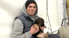 """Puppy love: US Olympians work to adopt stray dogs in Sochi - """"Several American Olympians, notably slopestyle skiing silver medalist Gus Kenworthy, are working to adopt some of the more than 1,000 stray dogs in Sochi. Kenworthy has postponed his return home in order to get the paperwork necessary to allow him to adopt stray puppies that have captured his heart in Russia."""""""