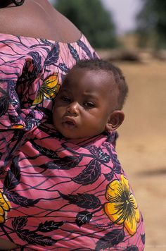Mother and Child. Mali