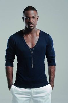 Lance Gross<3.... All that yummy chocolate. LAWD!!