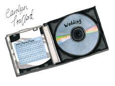 The Wedding CD by Carolyn Trafford highheelsbrownhair.blogspot.com