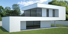 Moderner Bauhausstil