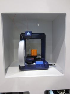 3D Systems just announced this at CES 2012 today.  Very cool 3d printer for $1300 USD!