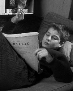Film still from 'The 400 Blows,' by Francois Truffaut: