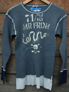 "LA直輸入 Mister Freedom ""Cotton Rib Tubular Knit Skull"" - STURDY American Clothing Store / スターディ横浜"