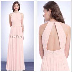 1d623e8134 1161 in petal pink ~ Mirellas.ca Pink Bridesmaid Dresses