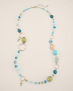 Beech Long Necklace