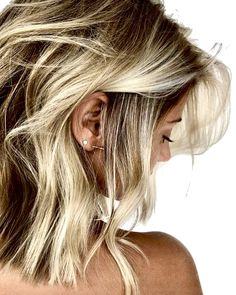 Brown Ombre Hair, Ombre Hair Color, Light Brown Hair, Blonde Color, Cool Hair Color, Hair Colors, Dark Brown, Curly Hair Cuts, Curly Hair Styles