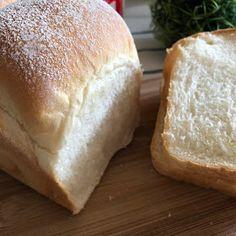 My Mind Patch: Hand-kneaded Japanese Milk Bread 手揉日式牛奶面包 Milk Bread Recipe, Bread Recipes, Cooking Recipes, Japanese Milk Bread, Milk Bun, Naan, Bread Baking, Homemade, Foods