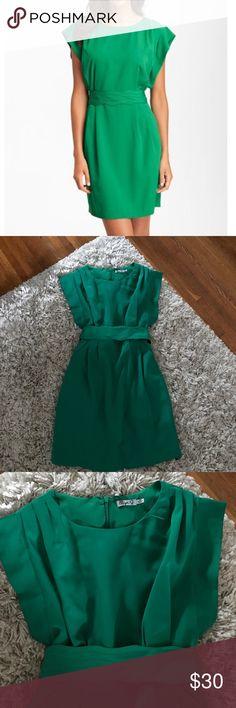 Eliza J Dress Eliza J Green Dress Size 2P Eliza J Dresses