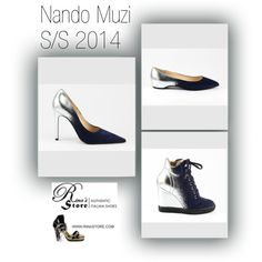Summer 2014, Spring Summer, Blue Suede Shoes, Italian Shoes, Shoe Boutique, Blue And Silver, Shoe Rack, Beautiful, Collection