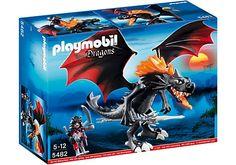 PLAYMOBIL 5482 Dragón Gigante con Fuego LED http://www.playmundo.es/playmobil-5482-dragon-gigante-con-fuego-led-8560-p.asp