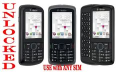 Unlocked T-Mobile Alcatel Sparq II OT-875T GSM Qwerty Slider Cell Phone with 3G and Camera - http://r1m.biz/men-accessories/unlocked-t-mobile-alcatel-sparq-ii-ot-875t-gsm-qwerty-slider-cell-phone-with-3g-and-camera