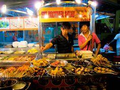 malaysian street food - Google Search