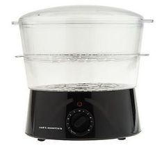 food steamer .. perfect hardboiled eggs every time!!