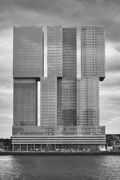 Peter Chadwick rend hommage à des bâtiments iconiques de ce style mais aussi à des interprétations plus modernes