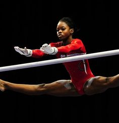 USA 2012 history making #Olympic gold medalist #GabbyDouglas (age 15)