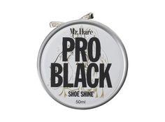 Mr. Hare Pro Black Shoe Shine