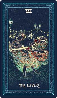 Lá The Lovers – Prisma Visions Tarot The Lovers Tarot Card, Tarot Card Spreads, Tarot Major Arcana, Tarot Learning, Night Circus, Tarot Card Decks, Angel Cards, Oracle Cards, Cultura Pop