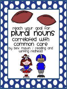 Practicing plural nouns