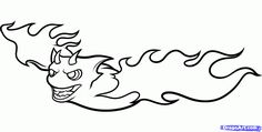 Slugterra Color Slugs | How to Draw Slugterra, Infurnus, Step by Step, Cartoons, Cartoons ...