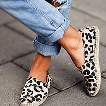 I want these shoes! The leopard print on these espadrilles is perfect. Moda Fashion, Fashion Shoes, Fashion Trends, Fashion Details, Style Fashion, Fashion Glamour, Classy Fashion, Fashion Spring, Fasion