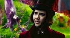 Willy Wonka and the Chocolate Factory | 21 Movies Made Better With Nicolas Cage