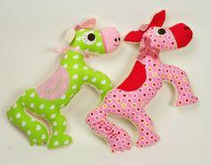 Animais empalhados - cavalo almofada, cavalo, pônei, travesseiro cavalo, cavalo fofinho - um pedaço designer de bellaundgretel em DaWanda