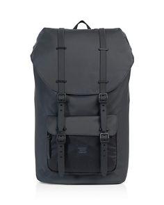 6512171544c Herschel Supply Co. Little America Backpack Backpack Online, Men's Backpack,  Black Backpack,