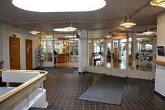 Rovaniemi Library, Finland Alvar Aalto's Architecture: Aalto Summer Trip Part II http://alvaraaltosarchitecture.blogspot.fi/2011/08/aalto-summer-trip-part-ii.html