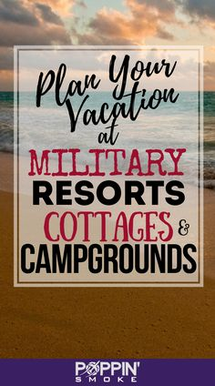 Military MWR lodging is such a great deal! They have amazing resorts, beach cabins, campgrounds, and RV parks all over the world. The locations and facilities are the same or better than civilian facilities at a fraction of the price! Veterans Discounts, Military Discounts, Military Love, Military Spouse, Military Tactics, Military Campgrounds, Rv Campgrounds, Military Benefits, Vacation Resorts