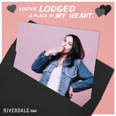 Happy Valentine's Day from Veronica & Riverdale!
