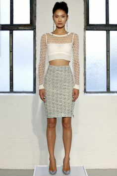 Catherine Malandrino | Spring 2013 Ready-to-Wear Collection | Style.com