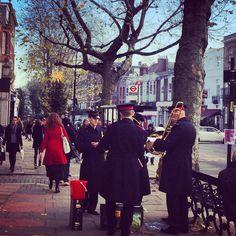 Hampstead, London.
