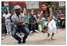 Fundamentals of Cuban Rumba (dance steps)