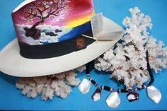 @BlackCoral4you Black Coral-Shell-Spondylus-Sterling Silver and Panama Hat ART Original / Coral Negro-Concha-Spondylus-Plata de Ley y Sombrero de Panama Hat ARTE Original  http://blackcoral4you.wordpress.com/panama-hats-art/