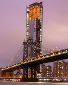Manhattan Bridge, New York, New York City, Nyc