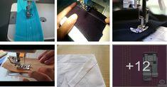 Aprende como confeccionar costuras rectas en tu máquina de coser Costura Industrial, Tie Clip, Girls Dresses Sewing, Hand Stitching, Sewing Lessons, Dresses For Babies, Sew, Clothing, Tie Pin