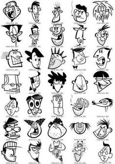 Helpful hints to guide you Greatly enhance Your expertise of drawing tip for beginners Drawing Cartoon Faces, Cartoon Sketches, Cartoon Styles, Cartoon Art, Character Design Animation, Character Drawing, Portrait Illustration, Character Illustration, Graffiti Characters