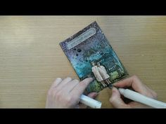 Made by Sannie: Whatever the Weather card with video tutorial